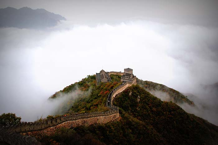 Great wall of China - Book printing in China
