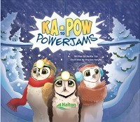 Ka-Pow to Powerjames Book Cover