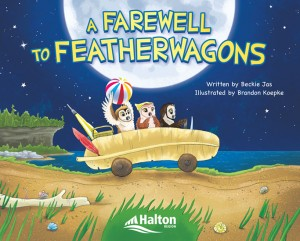 Book Publishing Testimonial from A Farewell to Featherwagons author