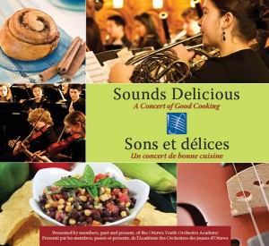 Book Publishing Testimonial - Sounds Delicious: A Concert of Good Cooking